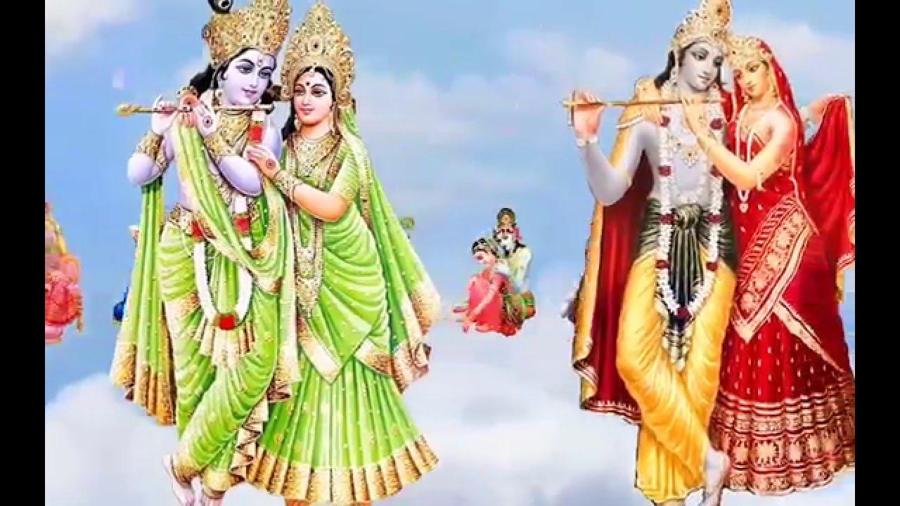 Radha Krishna Mobile App