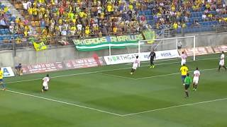 Trofeo Carranza: Cádiz 0 - Sevilla 3 (16-08-14)