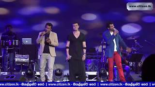 sonu nigam live in sri lanka 2017   highlights