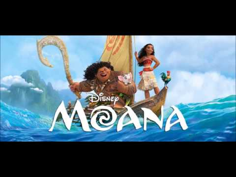 I am Moana / Vaiana ! - One line multilanguage (15 versions)