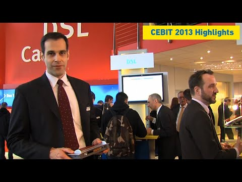 AVM Premieres from CeBIT 2013