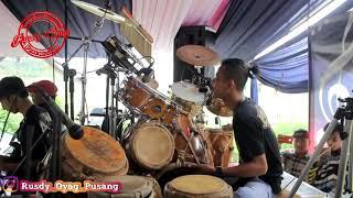 Download goyang 2 jari versi pusang Rusdy oyag percussion Mp3