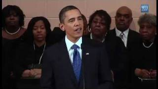 Obama At The Pulpit: Learning From Martin Luther King's Generation