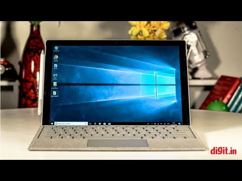 Microsoft Surface Pro (8GB/256GB) First Impressions | Digit.in