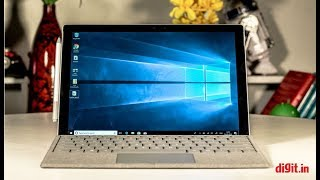 Microsoft Surface Pro (8GB/256GB) First Impressions   Digit.in