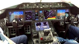 Close-up & Inside View - Boeing 787-8 Dreamliner Thomson Airways - Dubrovnik Airport LDDU/DBV