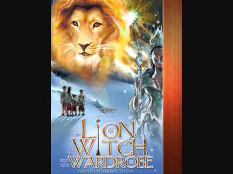 Trumpets the LION, the WITCH and the WARDROBE (2) Entry to Narnia-Hello