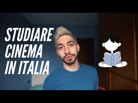 Studiare cinema in Italia - La mia storia