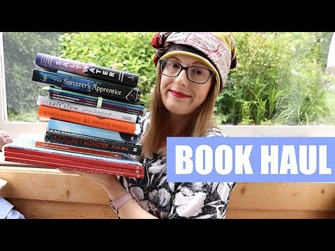 June Book Haul 2019 | & GIVEAWAY
