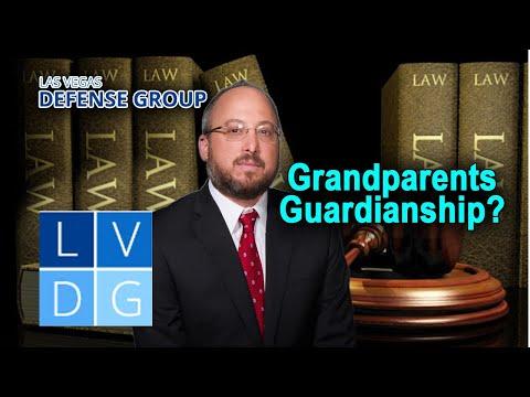 Grandparents getting guardianship in Nevada - Can I win custody of my grandkids?
