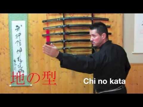 Bujinkan Gogyo no Kata (Sanshin no Kata)