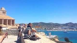 Ibiza Dalt Vila summer 2015
