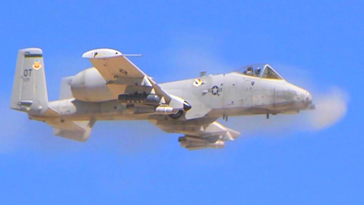 Global Aircraft  A10 Thunderbolt II Warthog