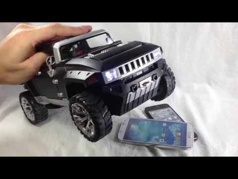 Детска играчка с дистанционно управление Джип Hummer 11