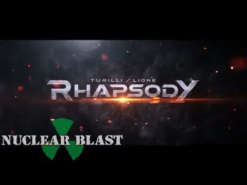 Turilli/Lione Rhapsody - 'Zero Gravity [Rebirth And Evolution] (OFFICIAL TEASER)