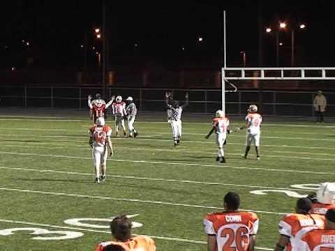Drop Kick Field Goal