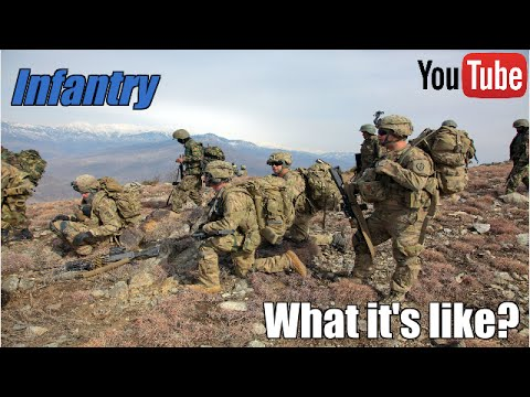 Infantry - What it