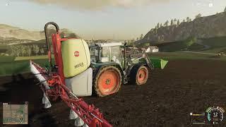 500 FAVORIT i Oprysk E11 | Farming Simulator 19