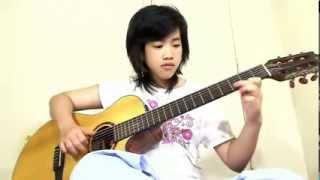 Có Khi Nào Rời Xa - Guitar solo (Virginia Nguyễn)