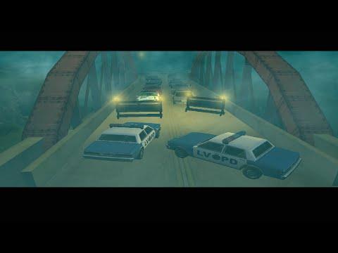 The Origin Z The Film - Machinima Zombie GTA San Andreas (1/4)