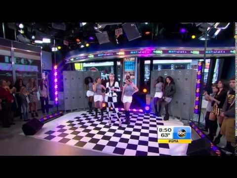 IGGY AZALEA ft CHARLI XCX Fancy Live On Good Morning America 22042014 HD