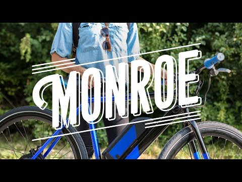 Schwinn Monroe eBike-2018 년식 Urban Electric Bike