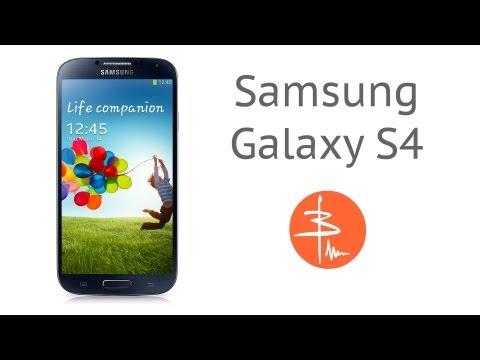 Samsung Galaxy S4 ( SGS4 ) - полный видеообзор с фишками