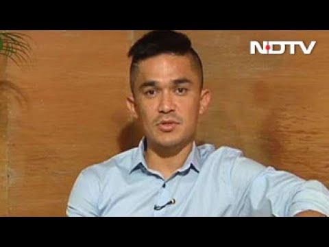 Happy We Are Winning Games, Don't Take Rankings Seriously: Chhetri To NDTV