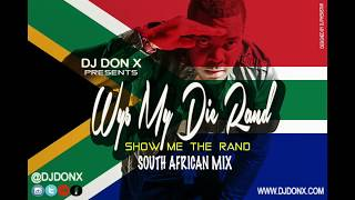 DJ Don X WYS MY DIE RAND - SOUTH AFRICAN HOUSE MIX ft Davido & Mafikizolo - Tchelete