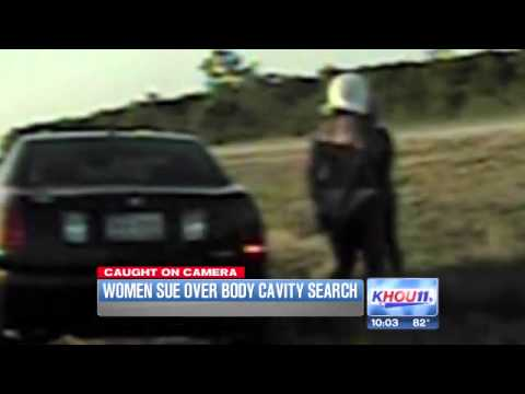"2 women in bikinis given body cavity searches on the side of Highway - ""Up my private parts?!"""