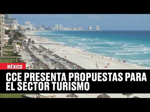 """CCE Presenta: """"Atención Al Sector Comercio, Servicios Y Turismo Por La Pandemia De COVID19"""""""