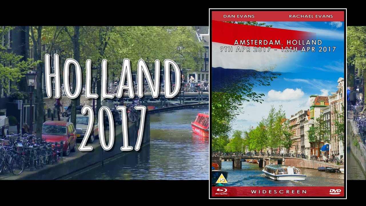 Holland 2017 | Part 2/3 | Sex Shops, Sex Museum & Meeting Our Friends