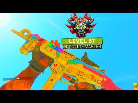 The Reward For Unlocking Master Prestige In Black Ops 4