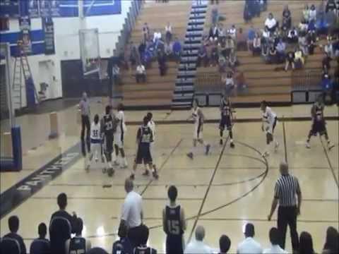 Derrick Mar's Highlight Video: John A. Rowland High School