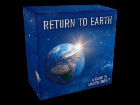 Rob Looks at Return to Earth