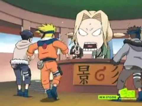 naruto christmas special 2008 - Naruto Christmas