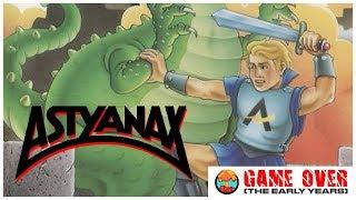 Game Over: Astyanax (NES & Arcade) - Defunct Games