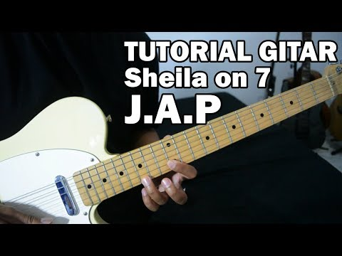 [14] Tutorial Gitar: Sheila on 7 - J.A.P FULL