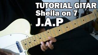 Tutorial Gitar: Sheila on 7 - J.A.P (Jadikan Aku Pacarmu) | Full Tutorial