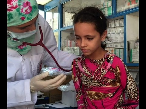 Syria: Mobile clinics bring vital health care to remote areas