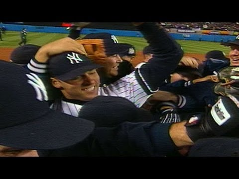 1999 WS Gm4: Yankees win 25th World Championship