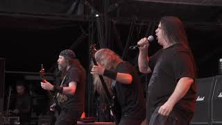 CANNIBAL CORPSE - Code Of The Slashers - Bloodstock 2018