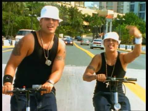 Nicky Jam & Daddy Yankee - Haciendo Escante HD