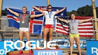 Tia-Clair Toomey - 2020 Reebok CrossFit Games Champion / 8K