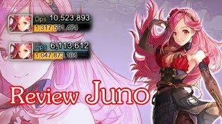 King Raid : รีวิว Juno ฮีโร่ NPC ตัวแรกที่ทุกคนต้องมี !!!
