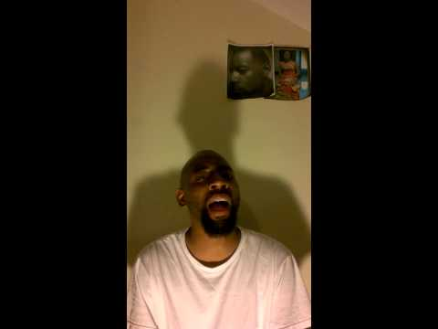 I Will Trust- Fred Hammond(Isaiah Praise cover)
