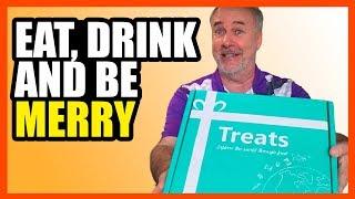 Treats International Snack Box Review