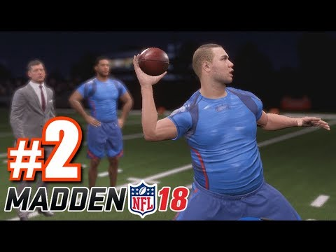 IT'S LIKE LOOKING IN A MIRROR! | Madden 18 | Longshot #2