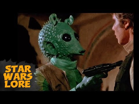 Rodians, a well known but not always well liked species | Star Wars Alien Races