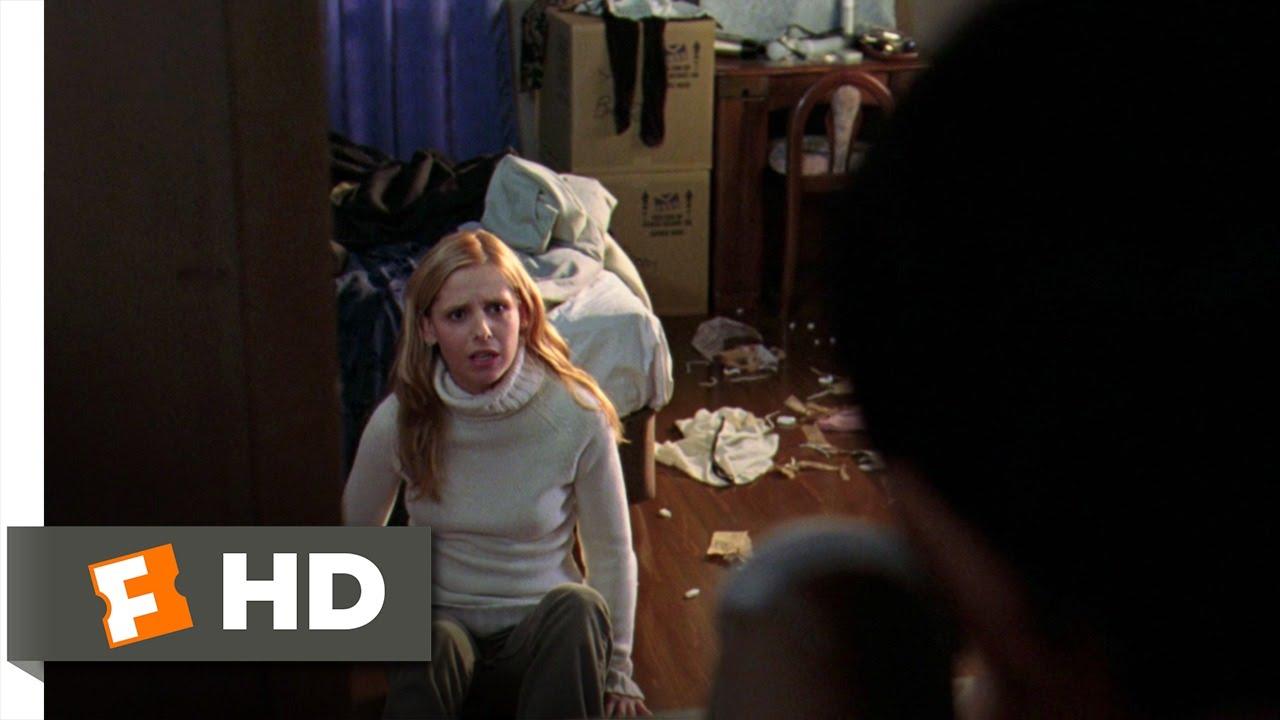 the grudge 310 movie clip trapped in a closet 2004
